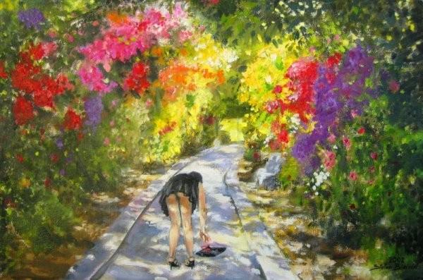 Un jardin espagnol centerblog for Jardin en espagnol